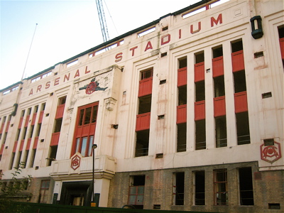 Old Arsenal Stadium