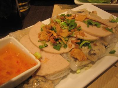 Vietnamese ravioli at Lao Lane Xang, Paris