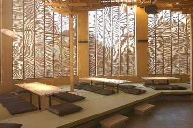 Sake No Hana interior from Jan Moir