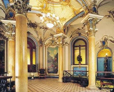 Sanduny Baths entrance
