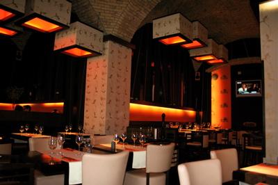 Noir et L\'Or Restaurant, Budapest