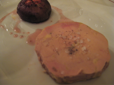 foie gras at Bistrot Paul Bert