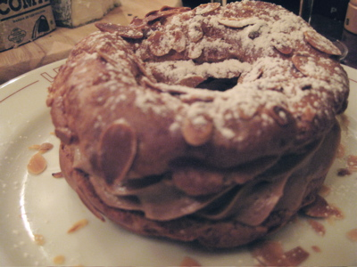 Paris-Brest at Bistrot Paul Bert