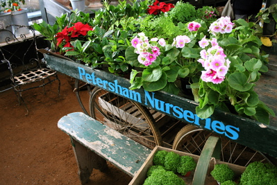 Petersham Nurseries, Richmond, Surrey