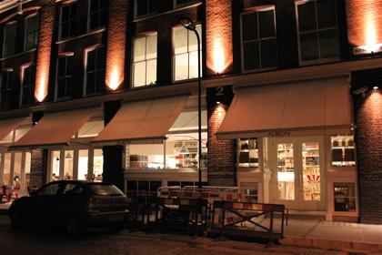 Albion Cafe, Shoreditch