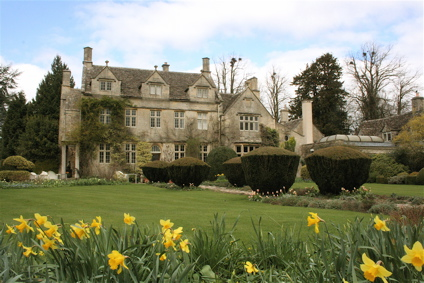Barnsley House, near Cirencester, in the Cotswolds