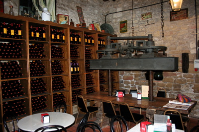 Mayor de Migeloa bodega in Laguardia, Spain