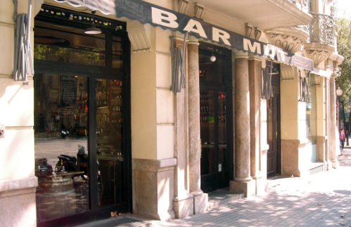 Bar Mut exterior from Barcelona Unlike