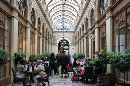 Galerie Vivienne in Paris