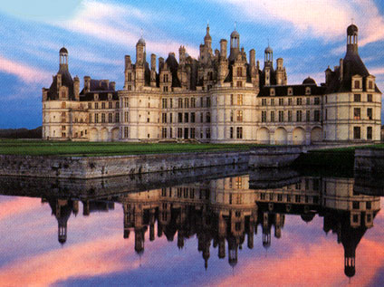 Loire a velo pretty brilliant an american in london - Castillo de chambord ...