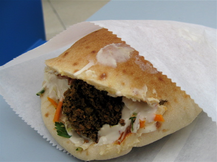 falafel from Pilpel