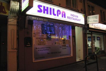 Shilpa south Indian restaurant