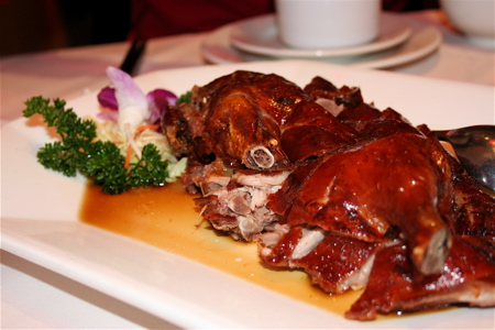 Dragon Castle roast duck
