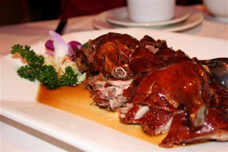 Dragon Castle roast duck