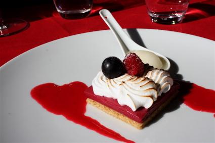 La Villa Madie dessert