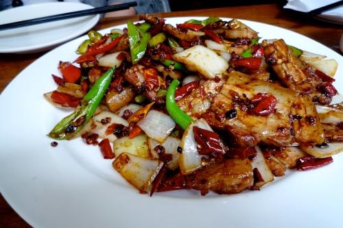 twice-fried pork belly