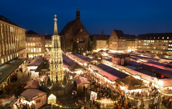 Nuremberg Christmas Market.Nuremberg Christmas Market Germany An American In London